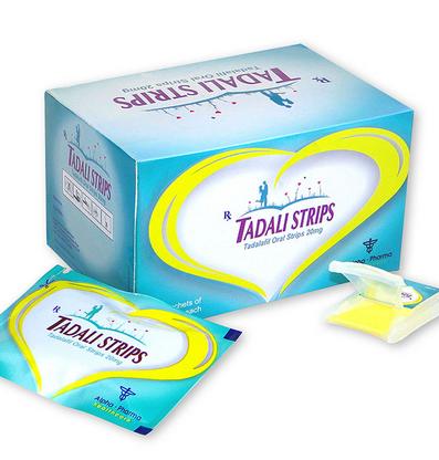 Tadali strips